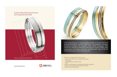 Global Manufacturing Capabilities Brochure
